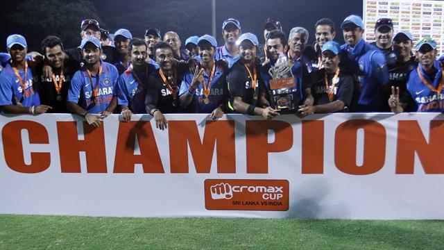 India complete series  - Cricket