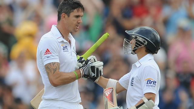 KP magic lifts England - Cricket
