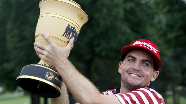 Bradley triumphs at Firestone as Furyk fades