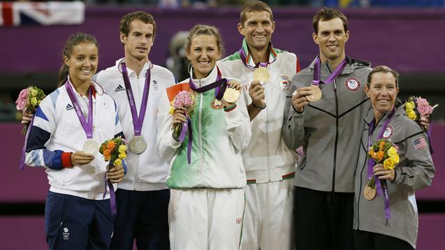 Murray/Robson silver - Tennis - Olympic Games men