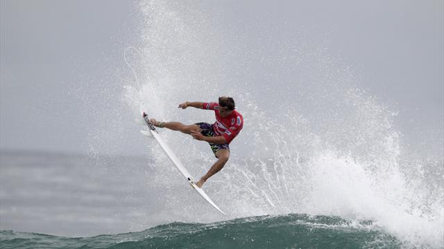 Wilson wins US Open - Surfing