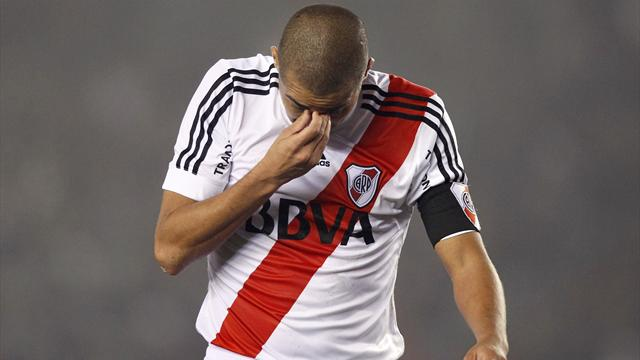 River Plate lose at home on return to top flight
