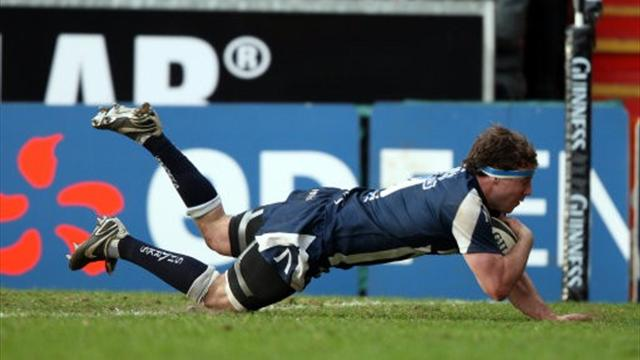 London Welsh sign Briggs