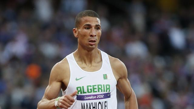 Makhloufi reinstated in Olympics after appeal