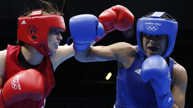 Irish star Taylor superb on Olympic boxing debut