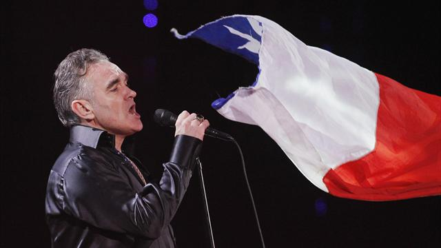 Morrissey compares Britain to Nazi Germany during Games