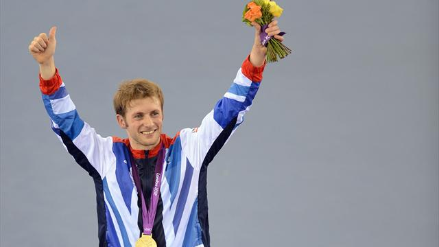 Kenny wins Olympic gold for Britain in sprint