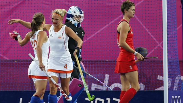 Britain in Olympic semis - Field Hockey - Olympic Games