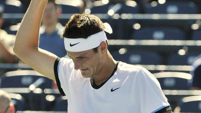 Tomic snaps skid - Tennis