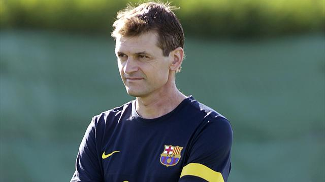 Vilanova's plan: We'll win - Football - Liga