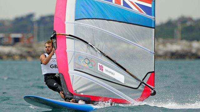 Dempsey sails to Olympic RS:X silver
