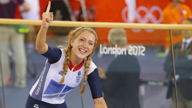 Hot Trott wins Olympic omnium gold