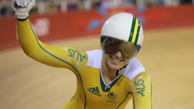 Meares takes Olympic gold  - Cycling - Olympic Games