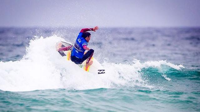 Tudela shines in Newquay - Surfing