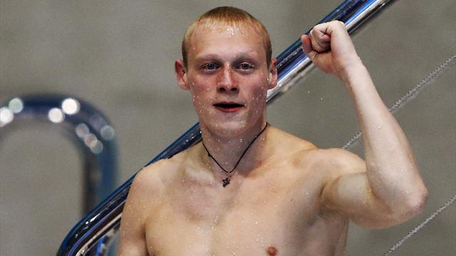 Zakharov wins Olympic 3m final to ruin China diving sweep