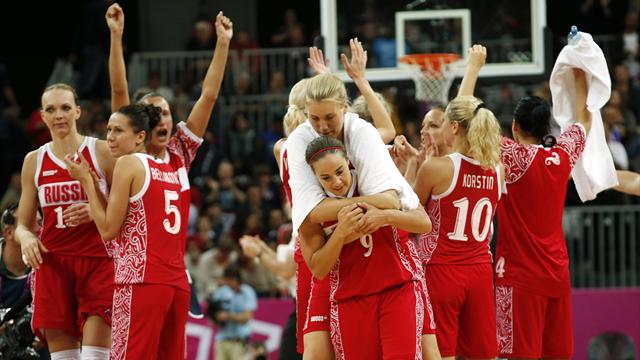 Russia to meet France in Olympic semis