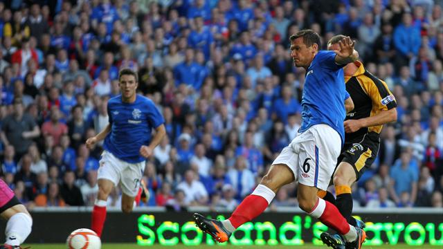 Rangers cruise in cup - Football - Scottish Football