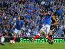 Rangers cruise in cup
