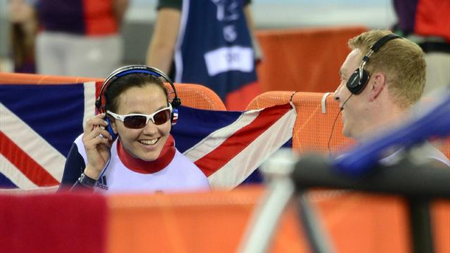 Pendleton confident over future of GB cycling
