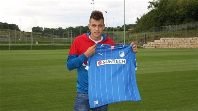 Joselu joins Hoffenheim - Football - Bundesliga