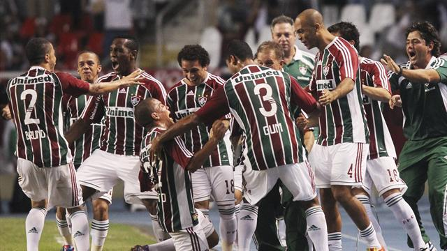 Fluminense kit man ban - Football - World Football