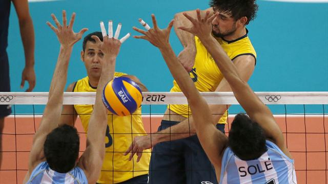 Brazil ease past Argentina into Olympic semis