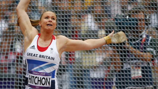 Hitchon makes Olympic hammer final