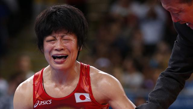 Obara wins 48kg gold - Wrestling - Olympic Games