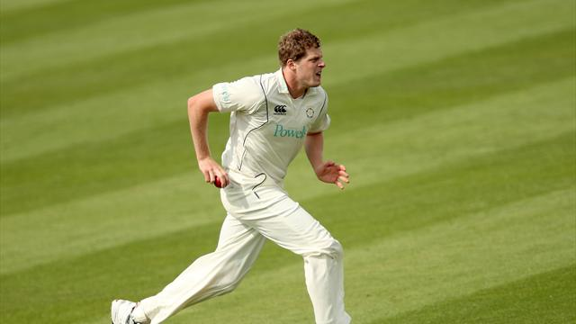 Hampshire on top  - Cricket