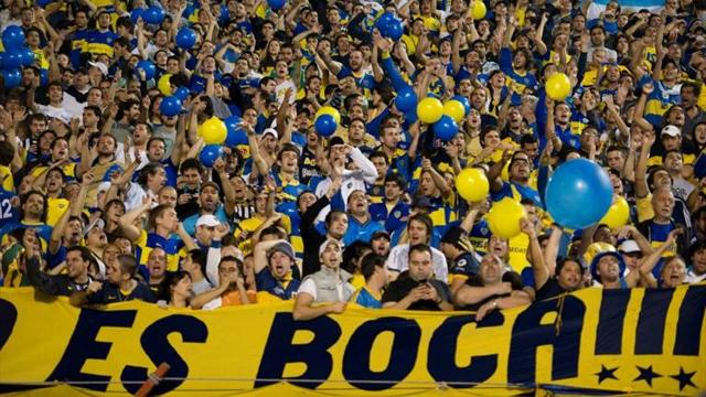Boca edge Racing to delayed Copa Argentina