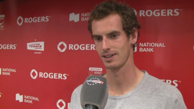 Murray moves into last 16  - Tennis