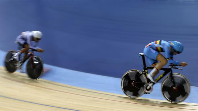 Belgian cyclist sent home - Cycling - Olympic Games