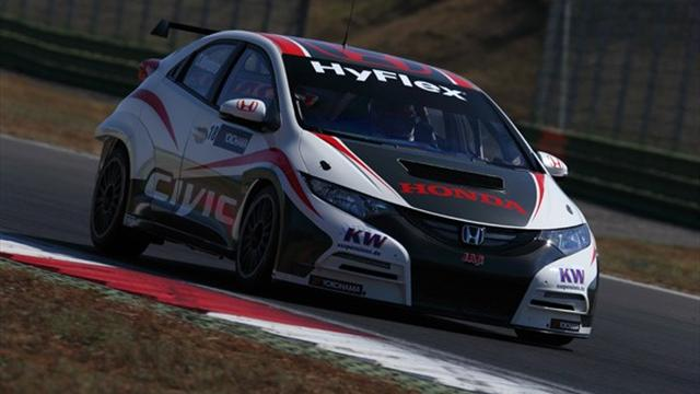 Honda explains decision - WTCC