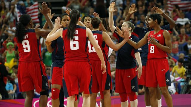 US women to meet France in Olympic basketball final