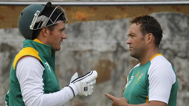 Smith and Kallis fit - Cricket