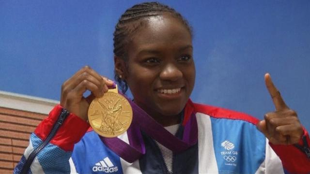 Adams wins first gold - Boxing - Olympic Games