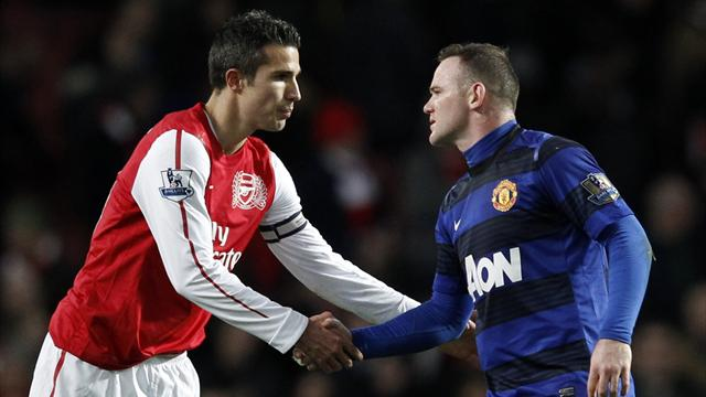 Rooney welcomes RVP - Football - Premier League