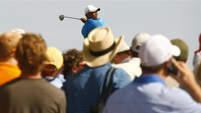 Tiger lurks in lead trio - Golf - US PGA Championship