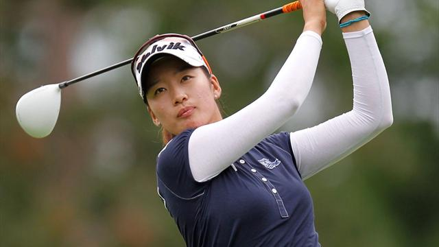 Choi surges into lead at Toledo