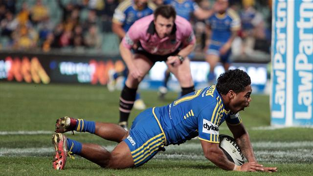 Eels too good for Roosters - Rugby League