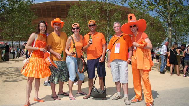 Dutch & British hockey fan - Olympic Games