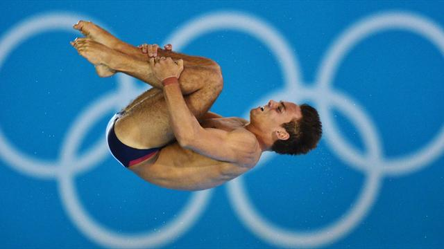 Daley follows Chinese into Olympic 10m platform final