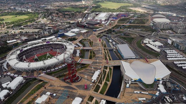 Spectator's View: Olympic Stadium