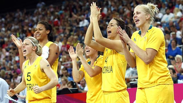Australia beat Russia to win Olympic bronze