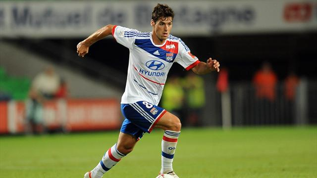 Gourcuff out for months - Football - Ligue 1