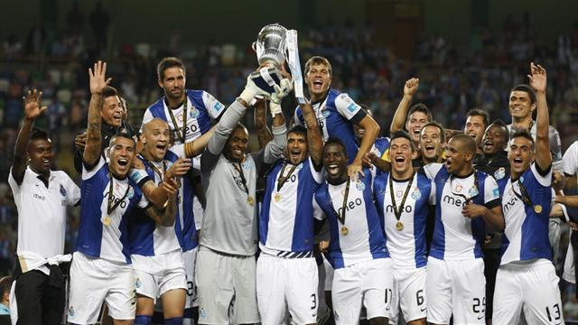 Porto win Super Cup - Football - World Football