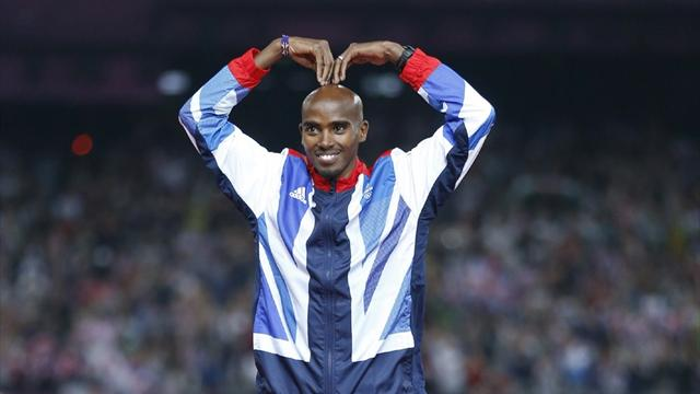 Farah leads golden line-up - Athletics
