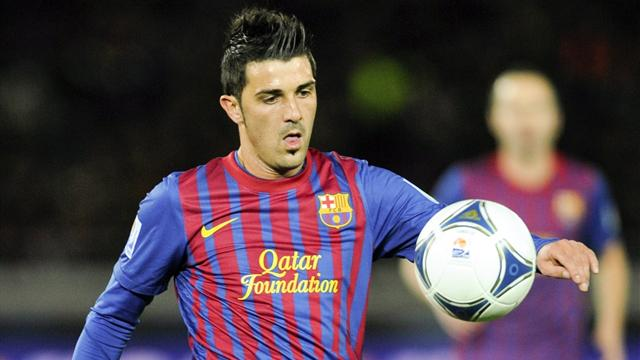 Villa: I can return better - Football - Liga