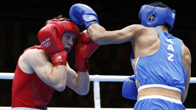 Evans forced to settle for Olympic silver