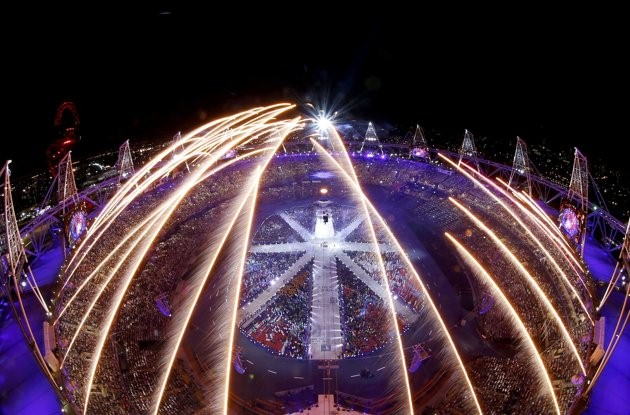 London bids farewell - Olympic Games - London 2012
